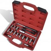 vidaXL Комплект инструменти за поправка на дизелов инжектор