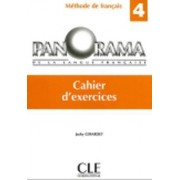 Panorama De La Langue Francaise: Level 4: Cahier d'Exercices 4 by Jacky Girardet