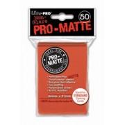 Sleeves Pro-Matte - Standaard Peach (66x91 mm)