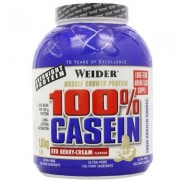 Weider 100% Casein Red Berry-Cream 1,8kg