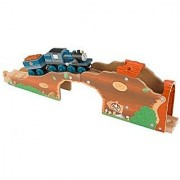 Fisher-Price Thomas the Train Wooden Railway Log Tunnel