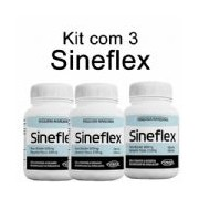 Kit 3 Sineflex - 150 Cápsulas - Power Supplements