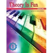 Theory Is Fun, Bk 1 by David Hirschberg