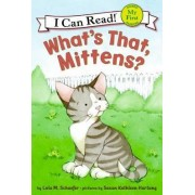 Whats That Mittens? by Susan Kathleen Hartung