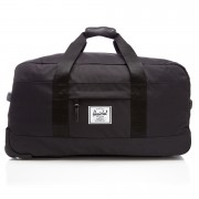 Herschel Supply Co. Wheelie Outfitter Case - Black