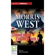 Summer of the Red Wolf by Morris West