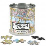 Puzzel City Puzzle Magnets London - Londen   Extragoods