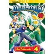 MegaMan NT Warrior: v. 4 by Ryo Takamisaki