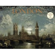 Historic Maps and Views of London by George Sinclair