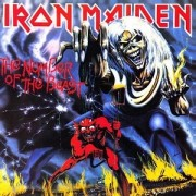 Iron Maiden - The Number of the Best (CD)