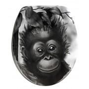 Wenko WC ülőke, majom - 187968