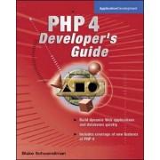 PHP 4 Developer's Guide by Blake Schwendiman
