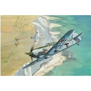 Revell Micro Wings Modellino Aereo- Messerschmitt Bf109E Scala 1:144- RV04916