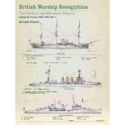 British Warship Recognition: Cruisers 1865-1939 Volume 3 by Richard Perkins