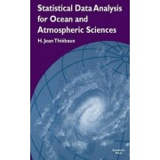 Statistical Data Analysis for Ocean and Atmospheric Sciences by H. Jean Thiebaux
