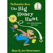 The Big Honey Hunt by Stan And Jan Berenstain Berenstain