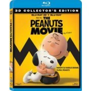 PEANUTS MOVIE, THE Combo (3D+2D) BD 3D