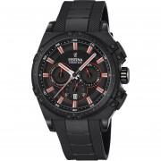 Reloj Festina F16971/4-Negro con Rojo