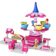 Ztrend Wonderland Standard Coffee Cup Geared Motion Building Block Toy Set
