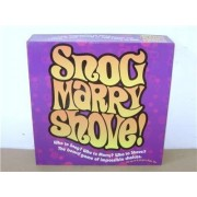 Snog Marry Shove! Who to Snog. Who to Marry. Who to Shove. The Board Game of Impossible Choices by Imagination Entertainment