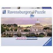 Ravensburger puzzle roma 1000 piese