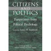 Citizens and Politics by James H. Kuklinski