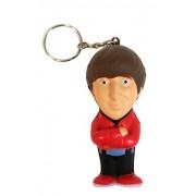 Big Bang Theory Howard Wolowitz Stress Toy Key Chain