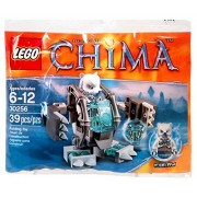 LEGO Legends of Chima Iceklaws Mech Mini Set #30256 [Bagged]