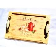 Tava lemn - coffee time - 9356