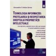 Tehnologia informatiei Protejarea si respectarea dreptului proprietatii intelectuale + CD