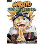 Naruto, Volume 1: The Boy Ninja