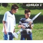 Public Missiles PML Flying Model Rocket Kit AMRAAM 2