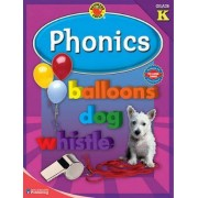 Phonics Grade K by Brighter Child