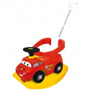Kiddieland Cars 4-in-1 Activity Ride-on Racer 502522