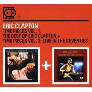 Eric Clapton - Time Pieces Vol.1/ Vol.2 (0600753259658) (2 CD)