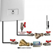 Pachet instalare centrala electrica