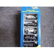 Hot Wheels 1996 Police Force Gift Pack by Hot Wheels