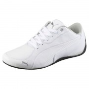 Puma Drift Cat 5 Carbon white