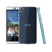 Transparent Back Cover for HTC Desire 826