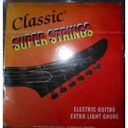 Classic super electric guitar string set