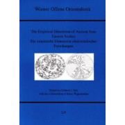 The Empirical Dimension of Ancient Near Eastern Studies by Gebhard J. Selz