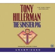The Sinister Pig CD by Tony Hillerman