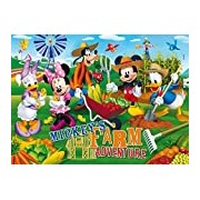 Clementoni 26736.1 Jigsaw Puzzle 60T. Mickey Mouse Club House: Farm Adventure