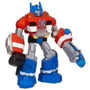 Transformers Playskool Heroes Rescue Bots Energize Electronic Optimus Prime Figure