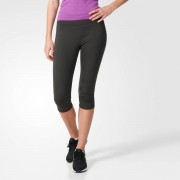 Adidas Leggings, Laufsport, kurze Form