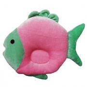 Wonderkids Baby Pillow Fish Shape- Pink