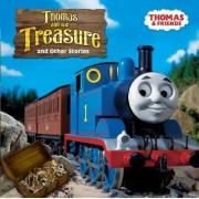 Thomas and the Treasure by Rev W Awdry