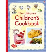 The Usborne Children's Cookbook Spiral-Bound by Rebecca Gilpin