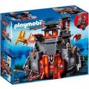 Комплект Плеймобил 5479 - Голям азиатски замък - Playmobil, 290965