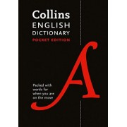 Collins English Dictionary Pocket edition by Collins Dictionaries